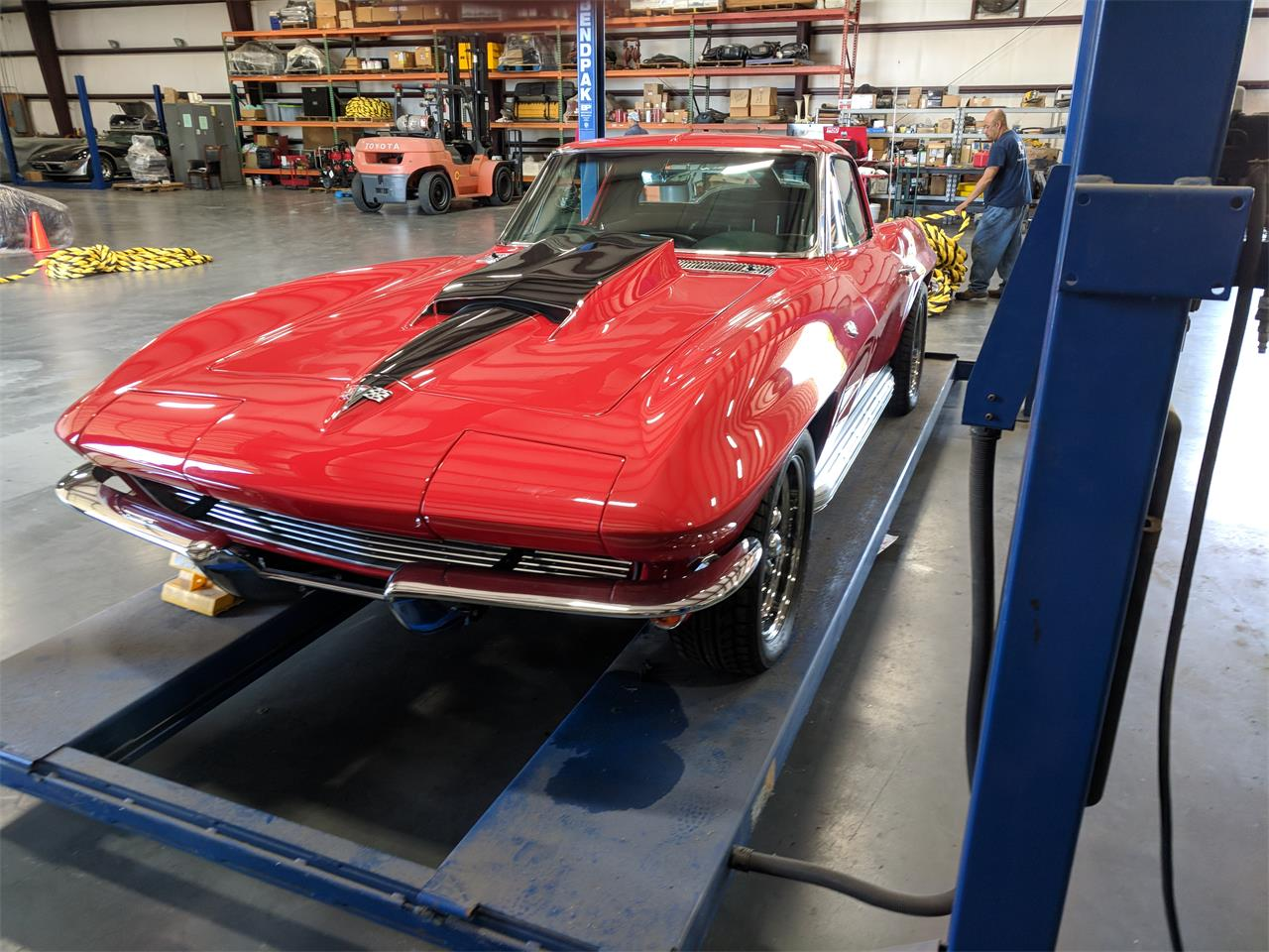 1963 Chevrolet Corvette for sale in Houston, TX – photo 28