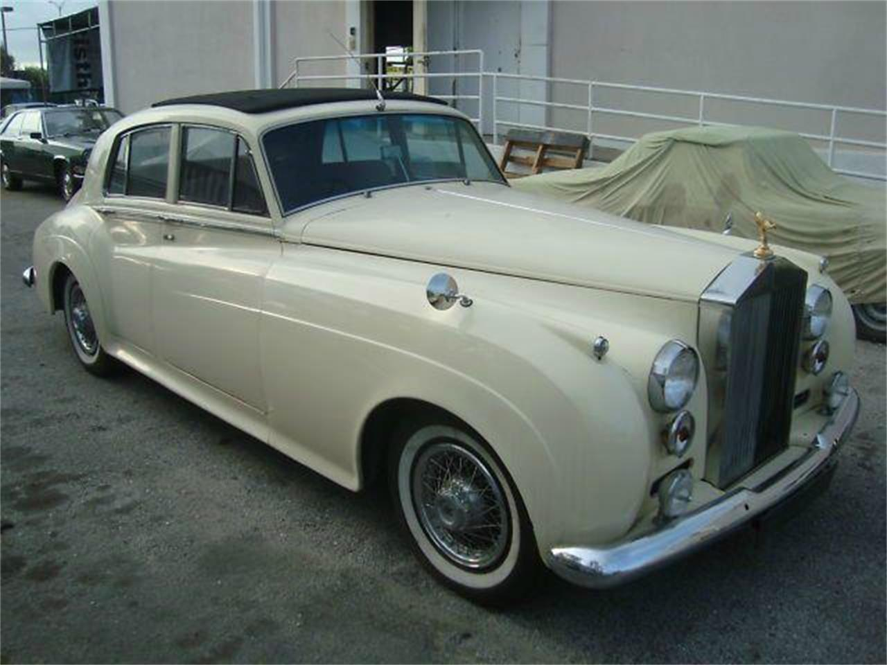1961 Rolls-Royce Silver Cloud II for sale in Fort Lauderdale, FL – photo 3