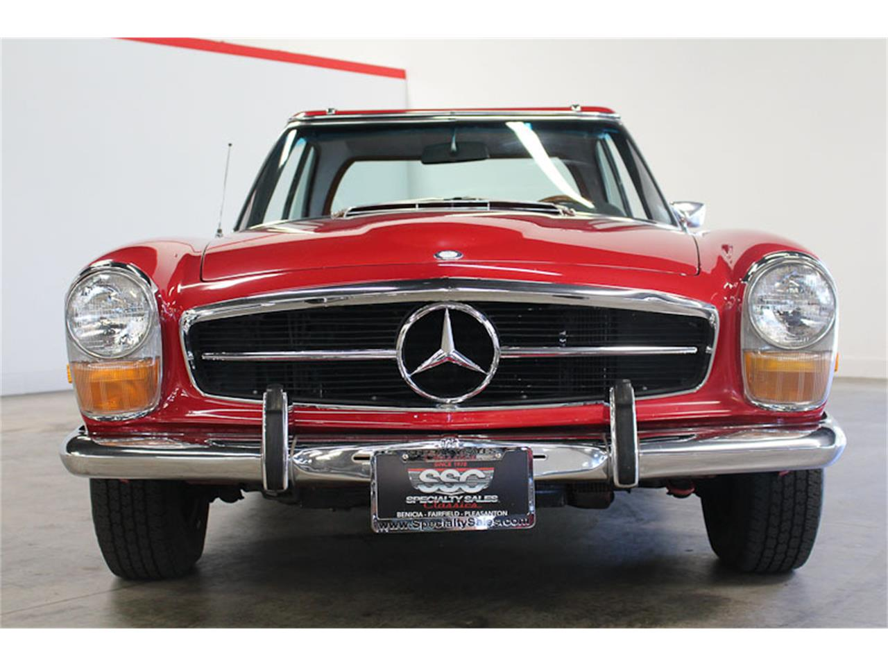 1970 Mercedes-Benz 280SL for sale in Fairfield, CA – photo 18