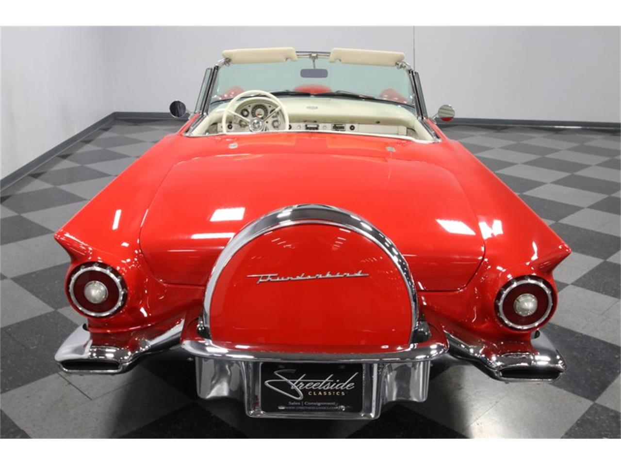 1957 Ford Thunderbird for sale in Concord, NC – photo 31