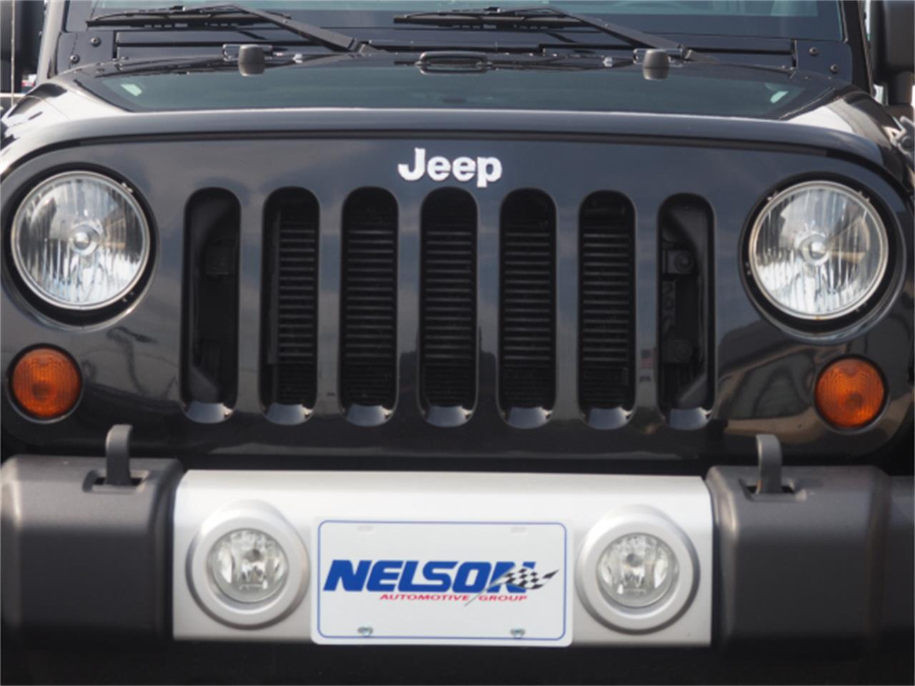 2013 Jeep Wrangler for sale in Marysville, OH – photo 8