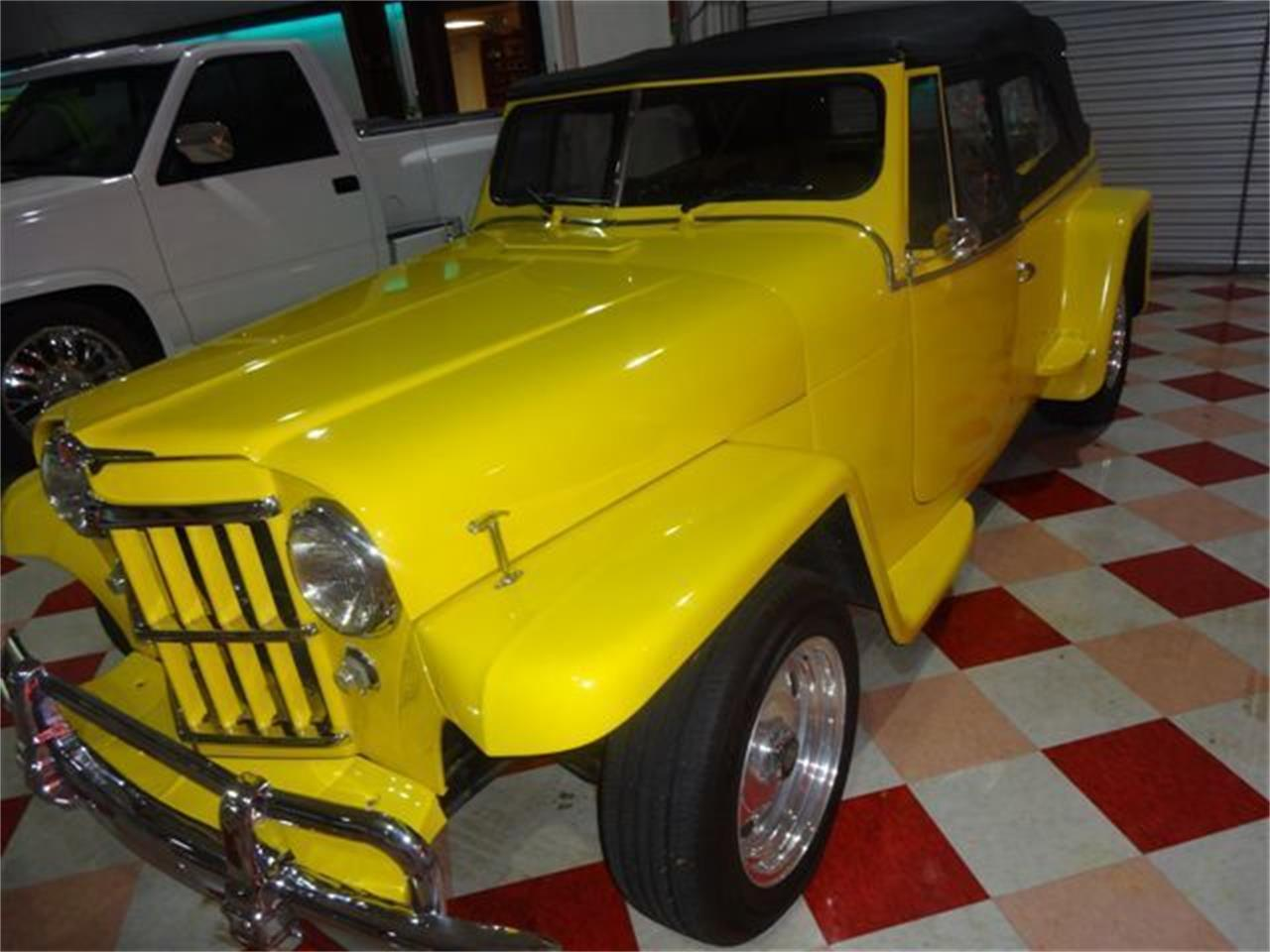 1948 Willys-Overland Jeepster for sale in Cadillac, MI – photo 4