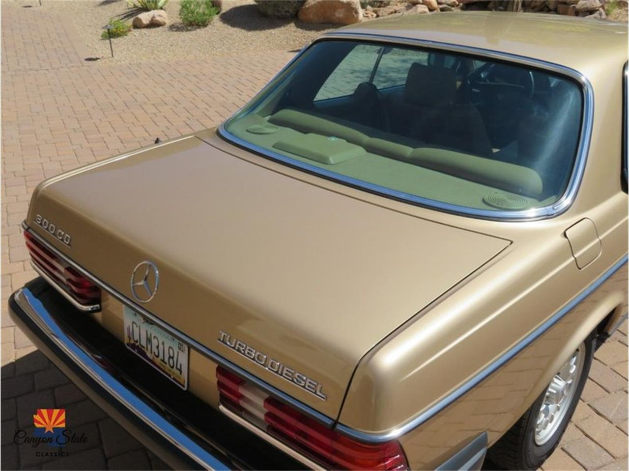 1985 Mercedes-Benz 300 for sale in Tempe, AZ – photo 24