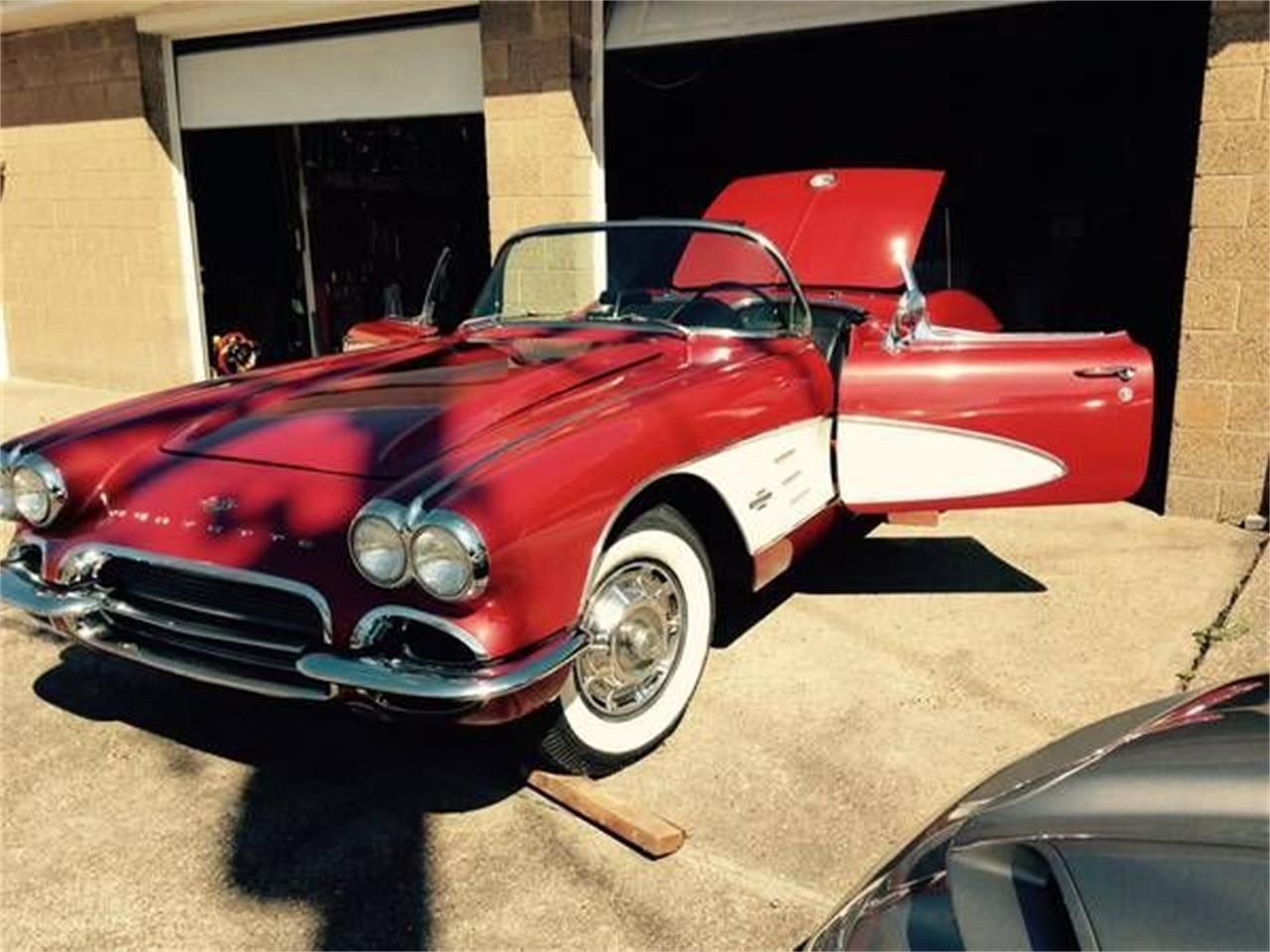1961 Chevrolet Corvette for sale in Cadillac, MI – photo 7