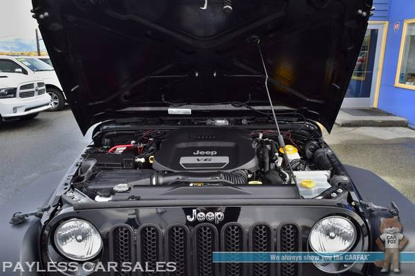 2017 Jeep Wrangler Unlimited Sport / 4X4 / Automatic / Hard Top / Lift for sale in Anchorage, AK – photo 18