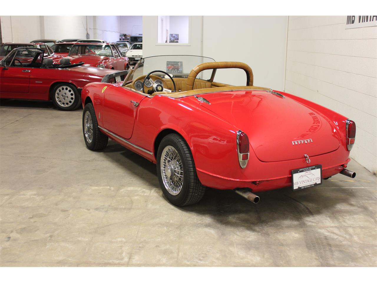 1966 Alfa Romeo Giulietta Spider for sale in Cleveland, OH – photo 46