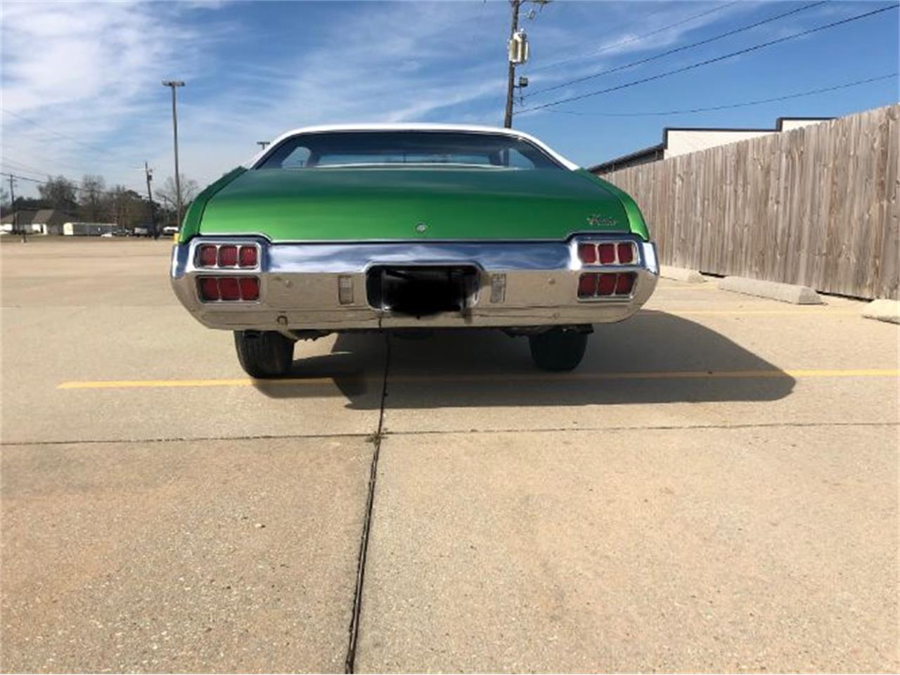 1972 Oldsmobile Cutlass for sale in Cadillac, MI – photo 7