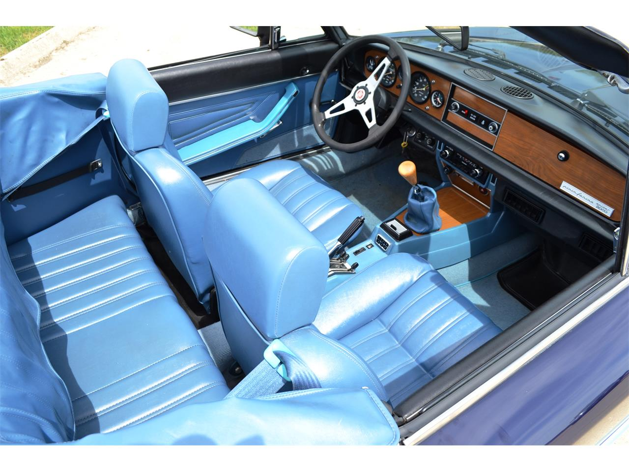 1981 Fiat Spider for sale in Barrington, IL – photo 27