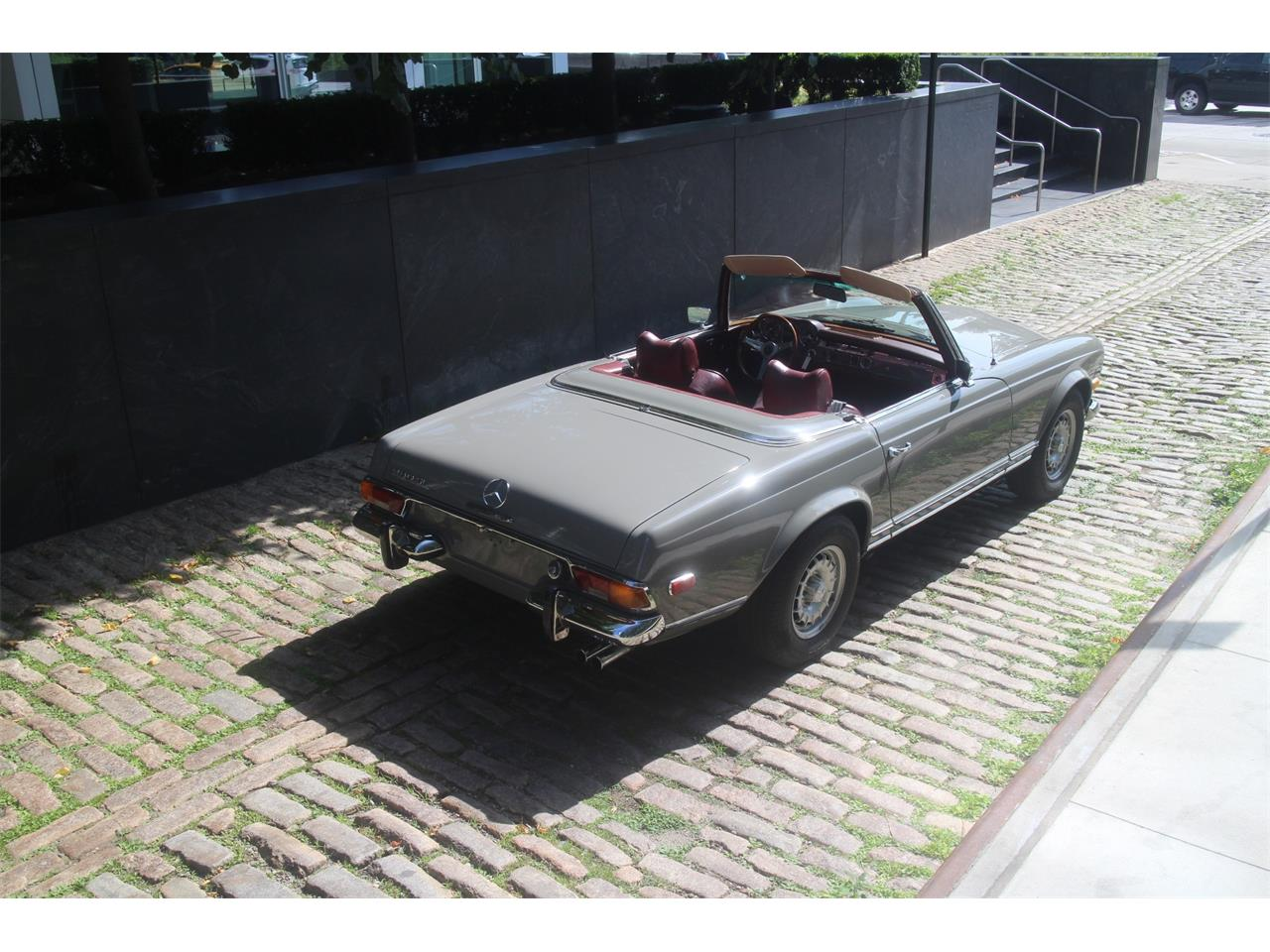 1971 Mercedes-Benz 280SL for sale in NEW YORK, NY – photo 3