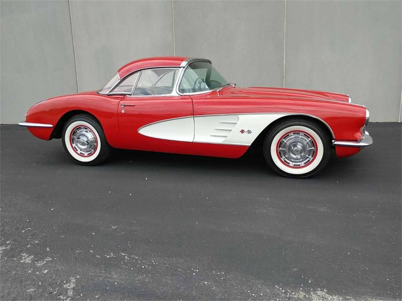 1960 Chevrolet Corvette for sale in N. Kansas City, MO – photo 7