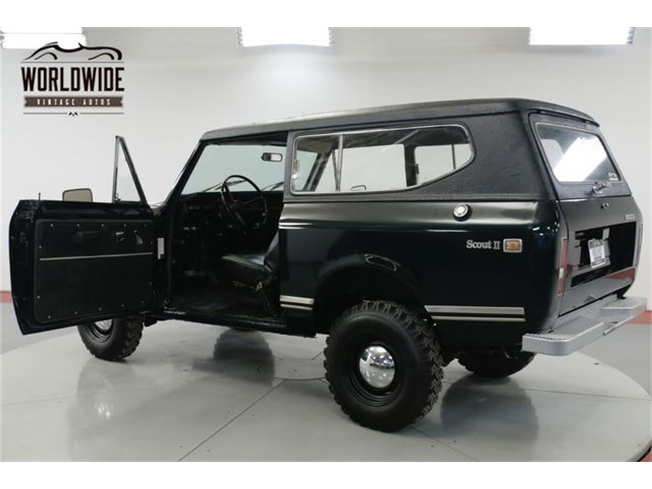 1973 International Scout for sale in Denver , CO – photo 29