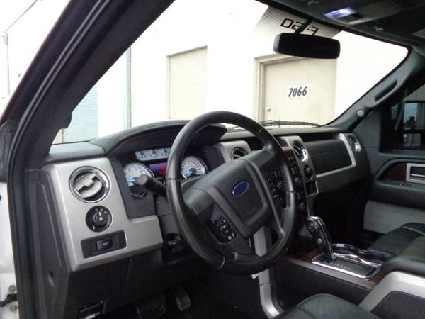 "2012 Ford F-150 2WD SuperCrew 145"" Lariat - cars & trucks - by... for sale in Miami, FL – photo 10"