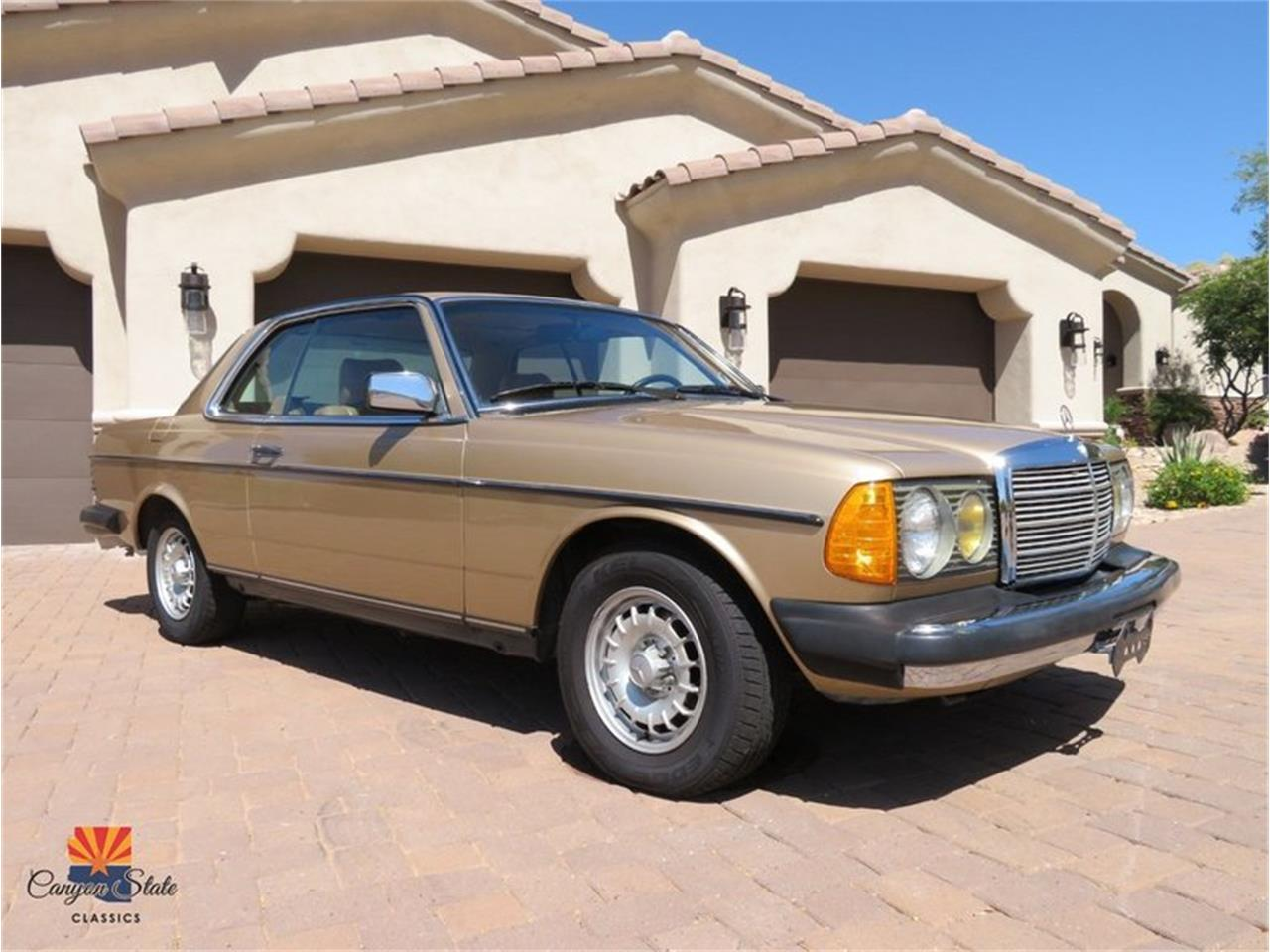 1985 Mercedes-Benz 300 for sale in Tempe, AZ – photo 7