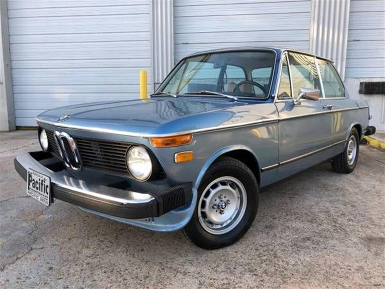 BMW 2002 For Sale >> 1975 Bmw 2002 For Sale In Cadillac Mi Classiccarsbay Com