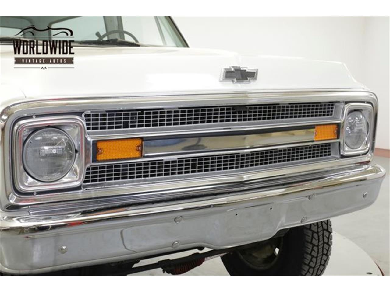 1969 Chevrolet Blazer for sale in Denver , CO – photo 17