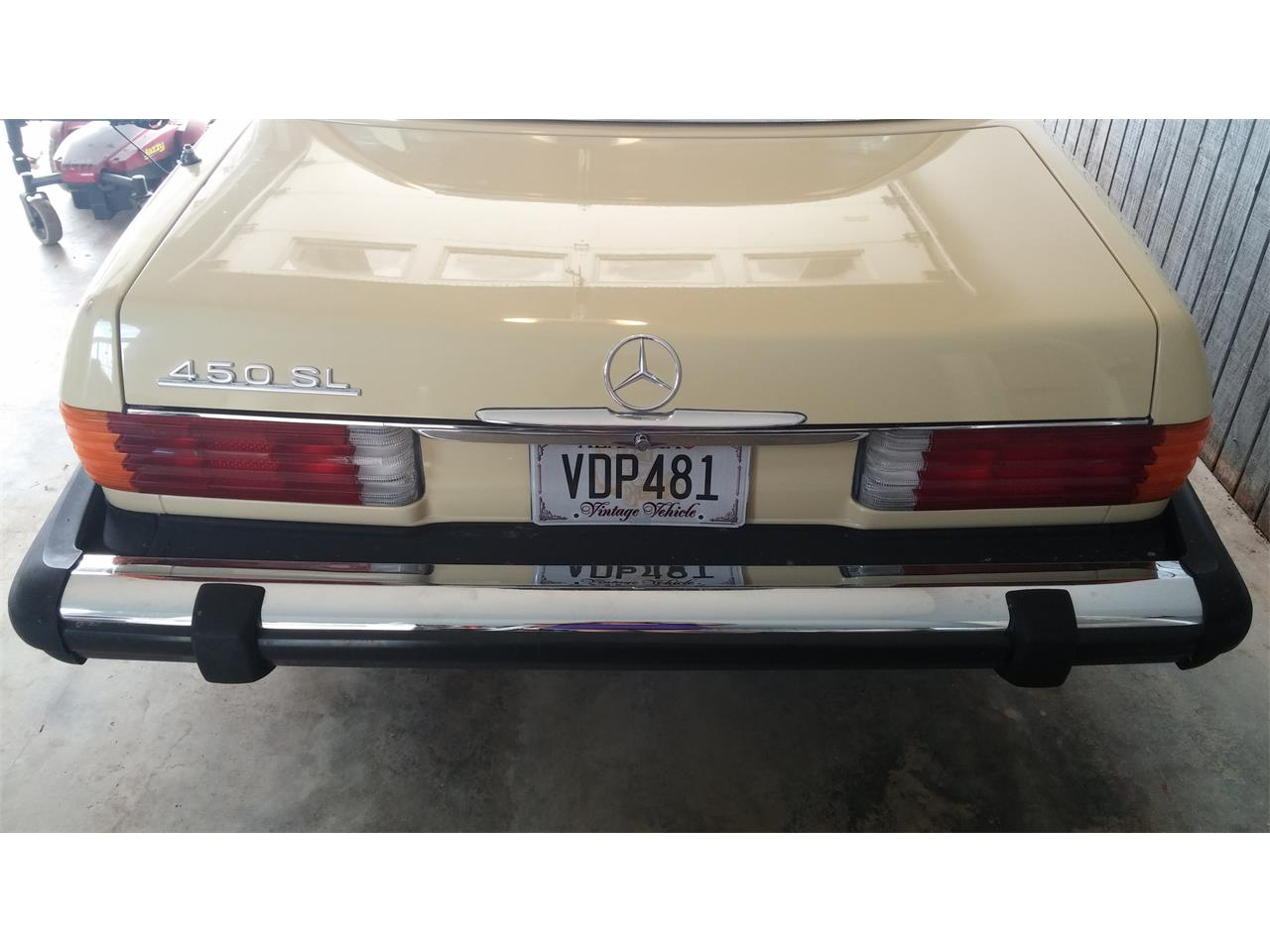 1978 Mercedes-Benz 450SL for sale in Haleyville, AL – photo 6