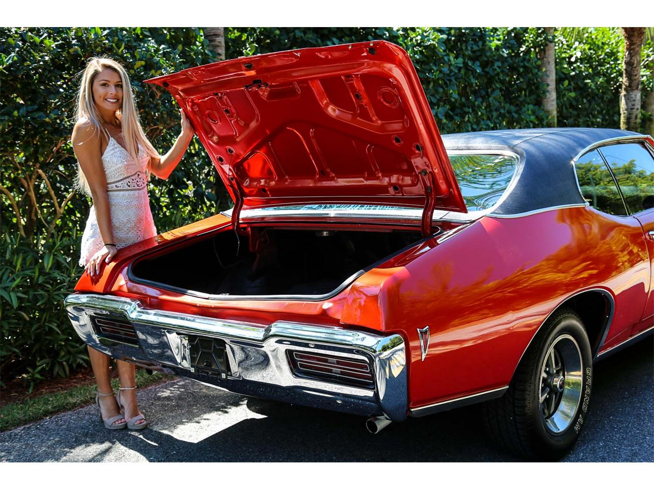 1968 Pontiac GTO for sale in Fort Myers, FL – photo 8