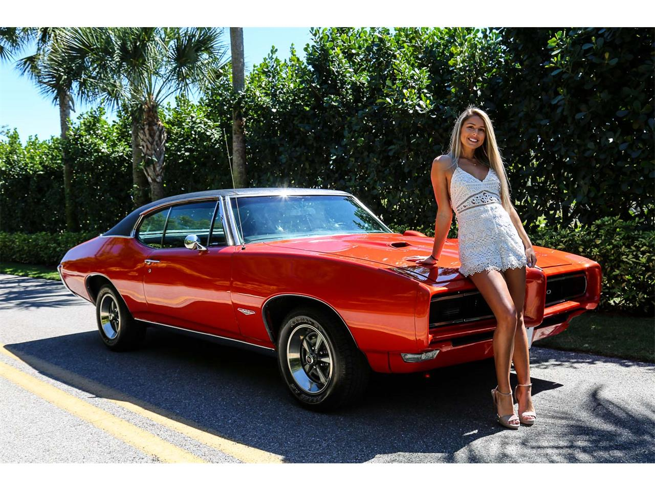 1968 Pontiac GTO for sale in Fort Myers, FL – photo 18