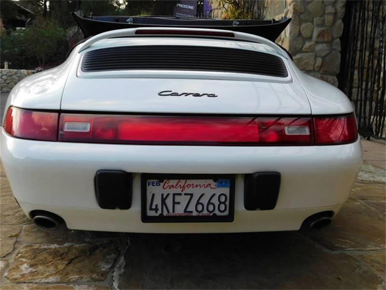 1995 Porsche 911 for sale in Santa Barbara, CA – photo 7