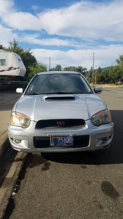 2004 subaru impreza wrx for sale in grants pass or classiccarsbay com classiccarsbay