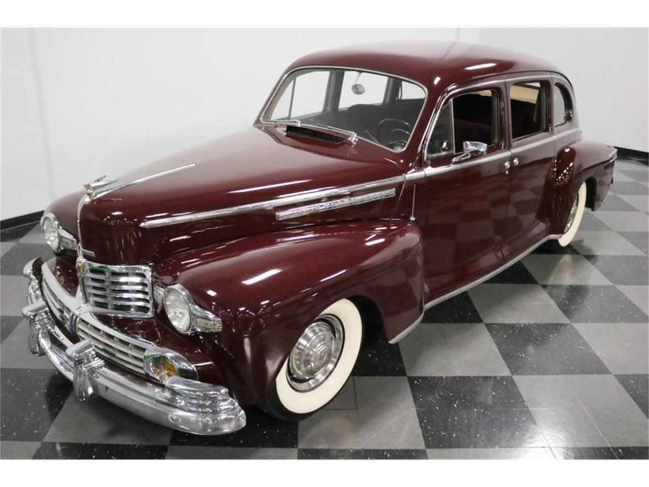 1946 Lincoln Zephyr for sale in Ft Worth, TX – photo 21