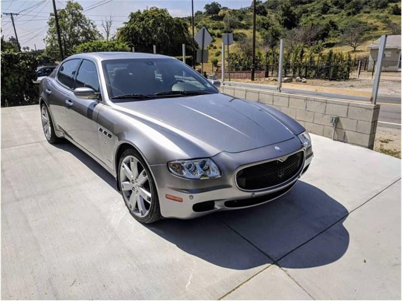 2007 Maserati Quattroporte for sale in Long Island, NY – photo 2