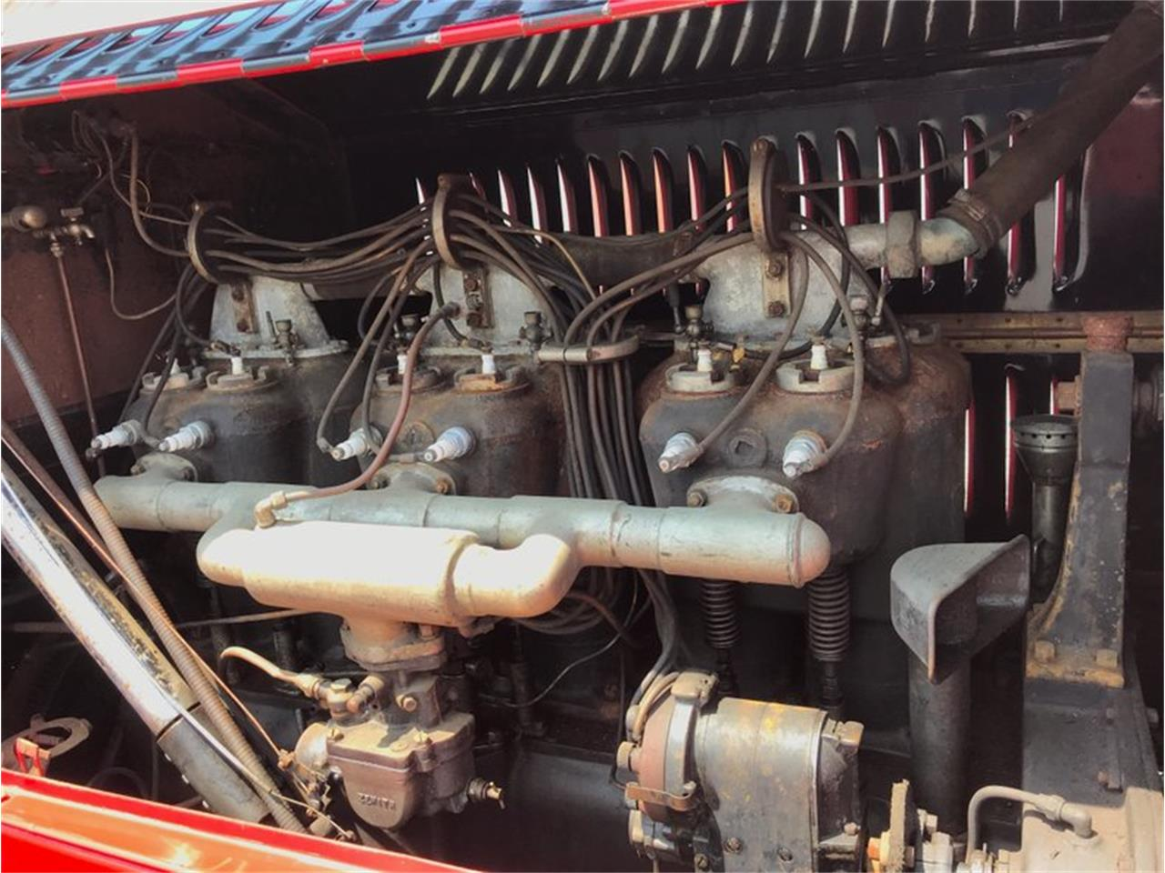 1920 Ahrens-Fox Fire Truck for sale in Morgantown, PA – photo 25