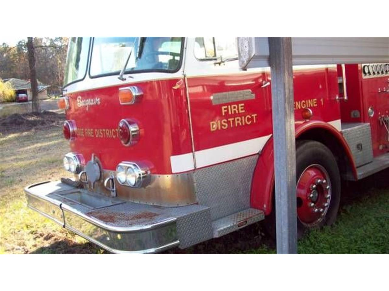 1977 Seagrave Fire Truck for sale in Cadillac, MI – photo 3