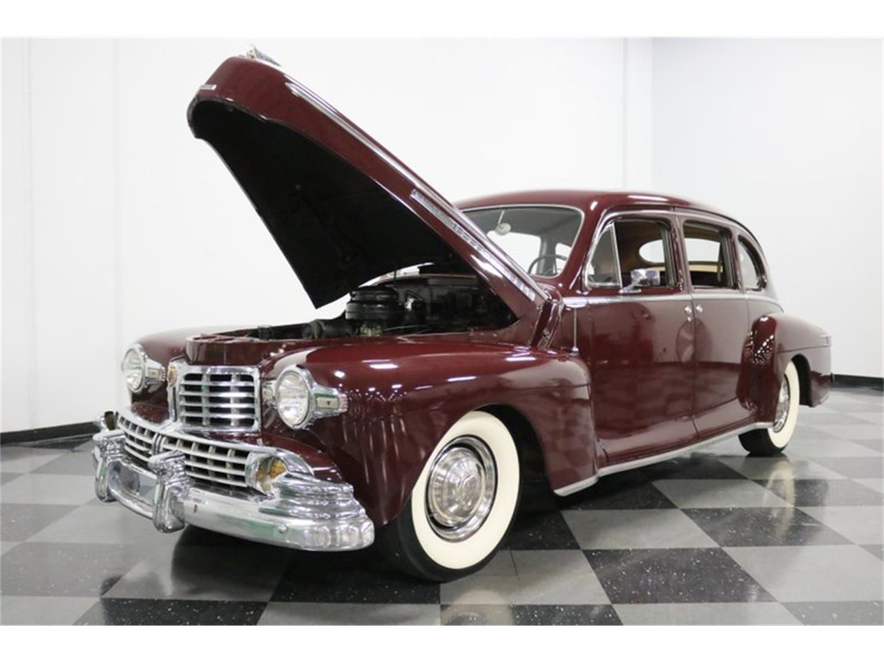 1946 Lincoln Zephyr for sale in Ft Worth, TX – photo 39