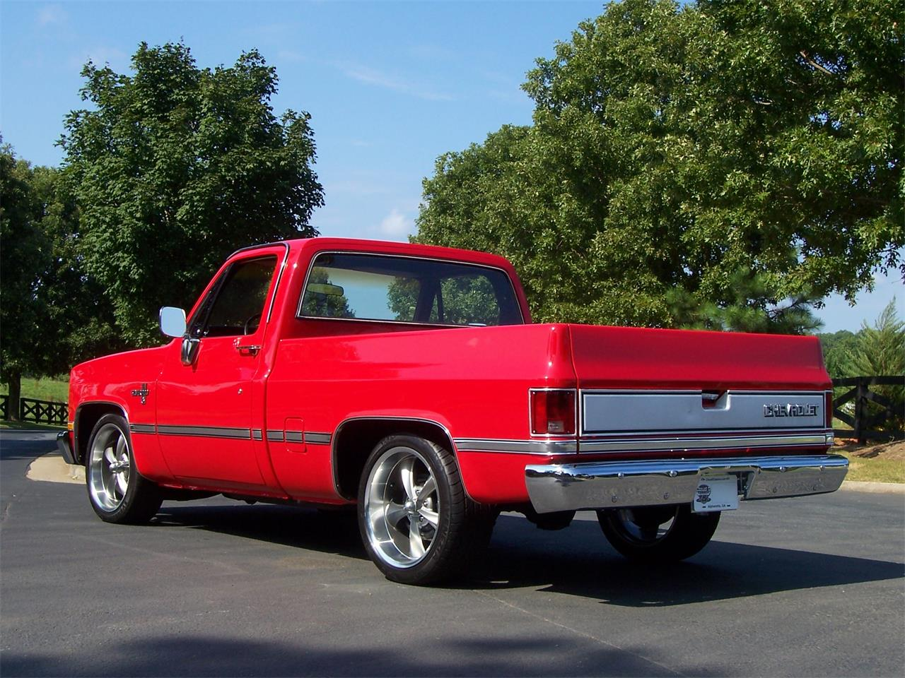 1985 Chevrolet C/K 10 for sale in Alpharetta, GA – photo 2