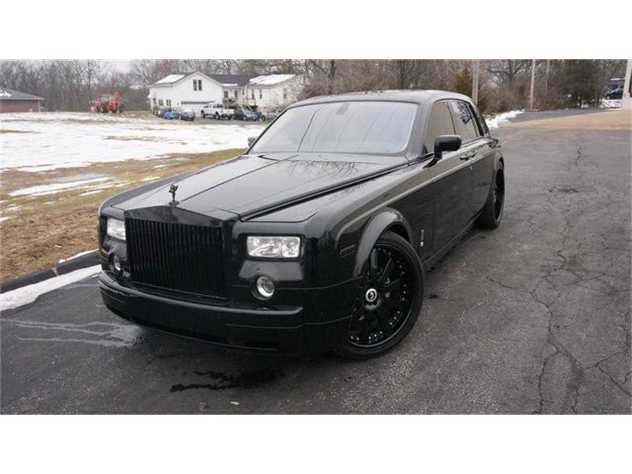 2006 Rolls-Royce Phantom for sale in Valley Park, MO – photo 12