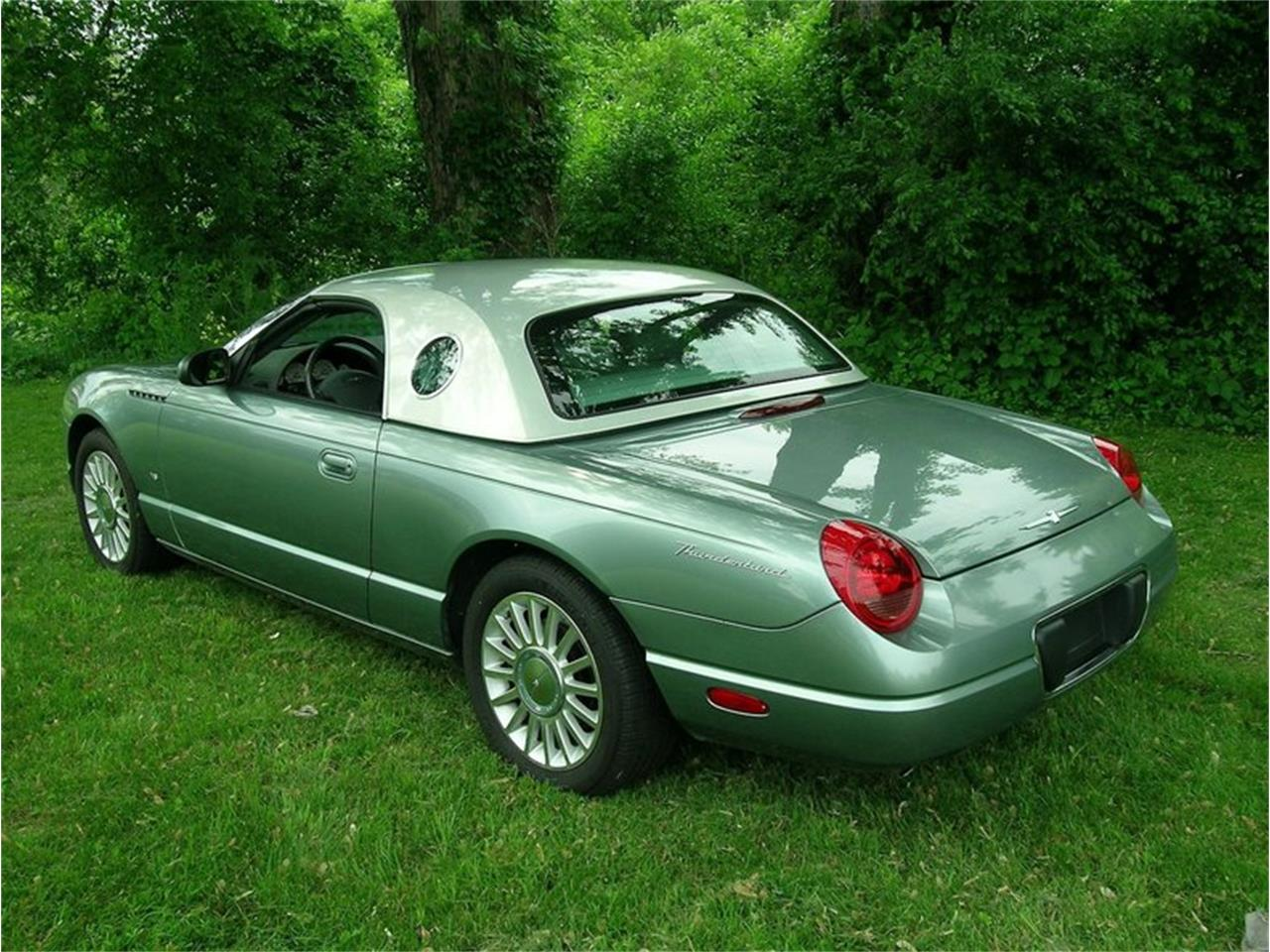2004 Ford Thunderbird for sale in Saratoga Springs, NY – photo 5