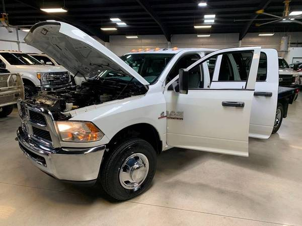 2016 Dodge Ram 3500 Tradesman Chassis 6.7L Cummins Diesel for sale in Houston, TX – photo 17