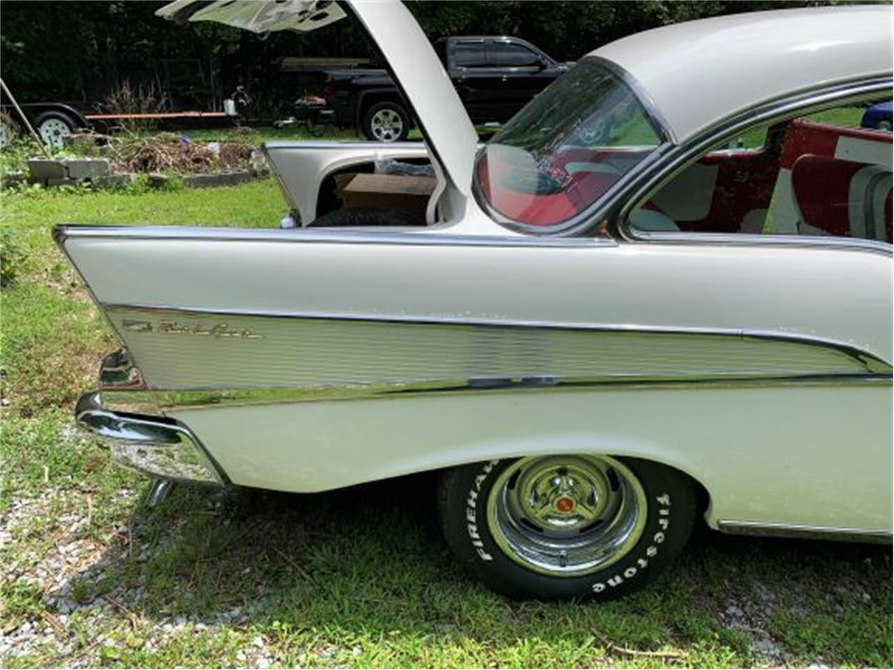 1957 Chevrolet Sedan for sale in Cadillac, MI – photo 11