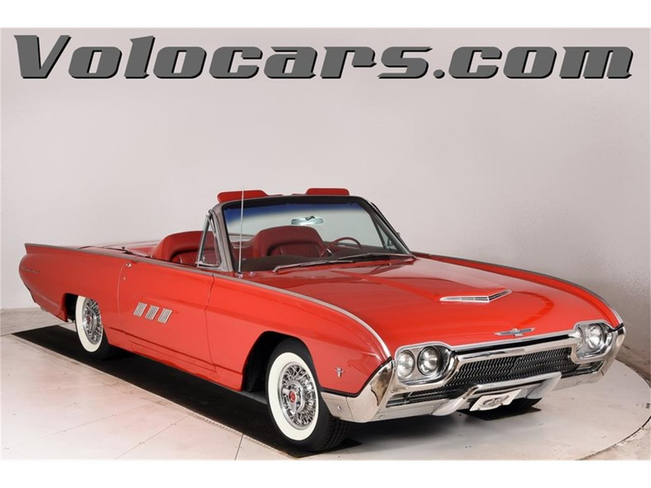 1963 Ford Thunderbird for sale in Volo, IL