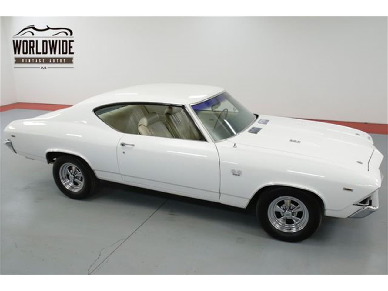 1969 Chevrolet Chevelle SS for sale in Denver , CO – photo 17