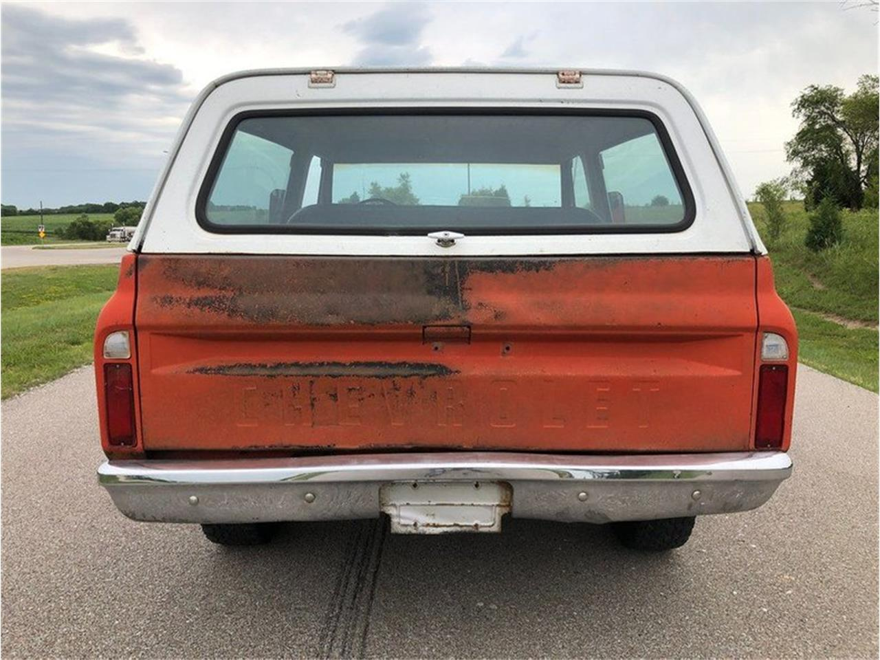 1972 Chevrolet Blazer for sale in Lincoln, NE – photo 14