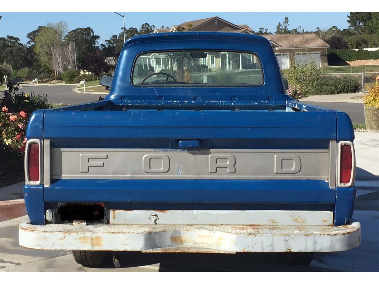 1966 Ford F100 for sale in Santa Maria, CA – photo 3