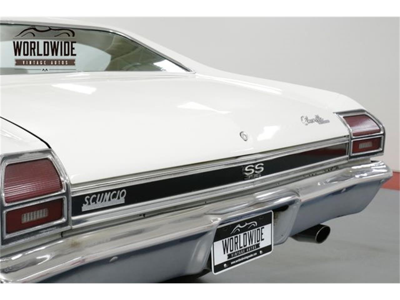 1969 Chevrolet Chevelle SS for sale in Denver , CO – photo 36
