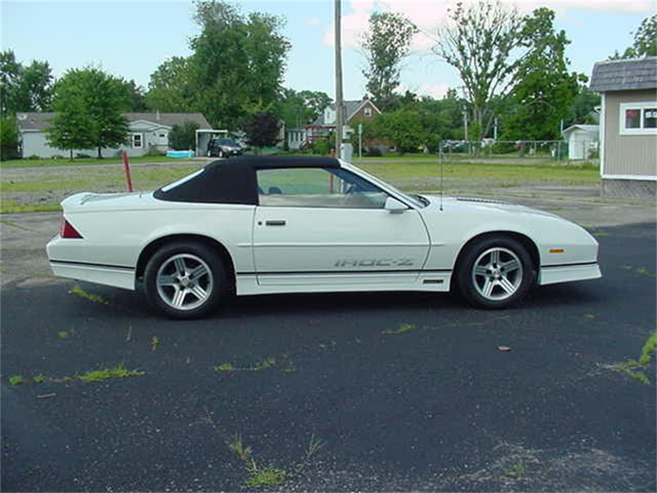 1989 Chevrolet Camaro IROC-Z for sale in Milford, OH – photo 50