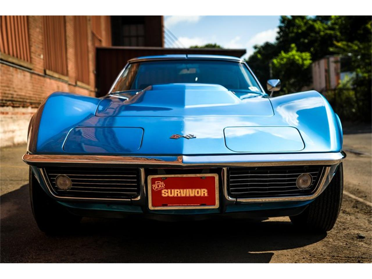 1969 Chevrolet Corvette for sale in Wallingford, CT – photo 57