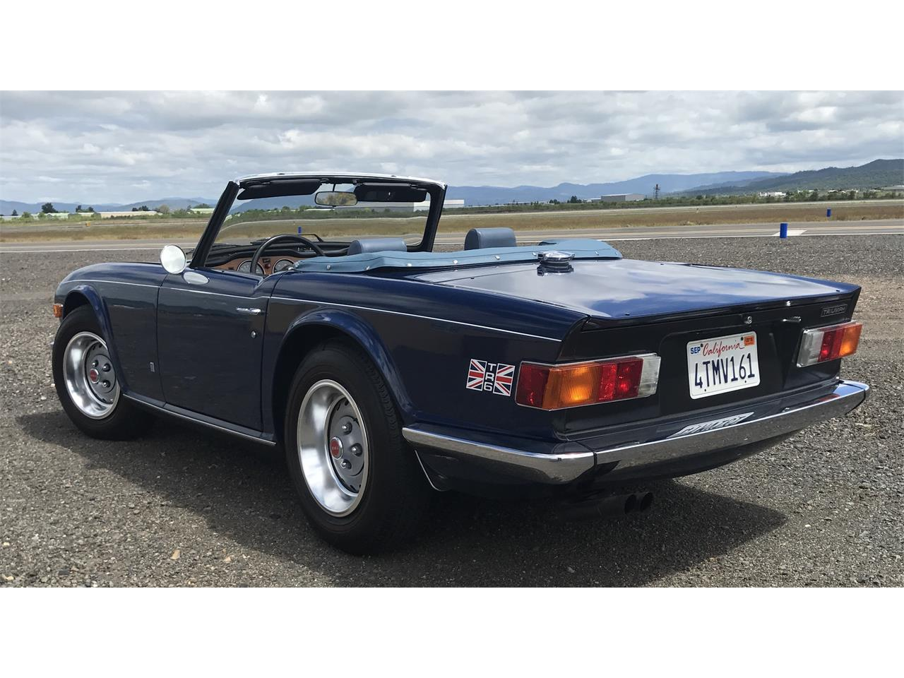1973 Triumph TR6 for sale in Medford, OR – photo 4