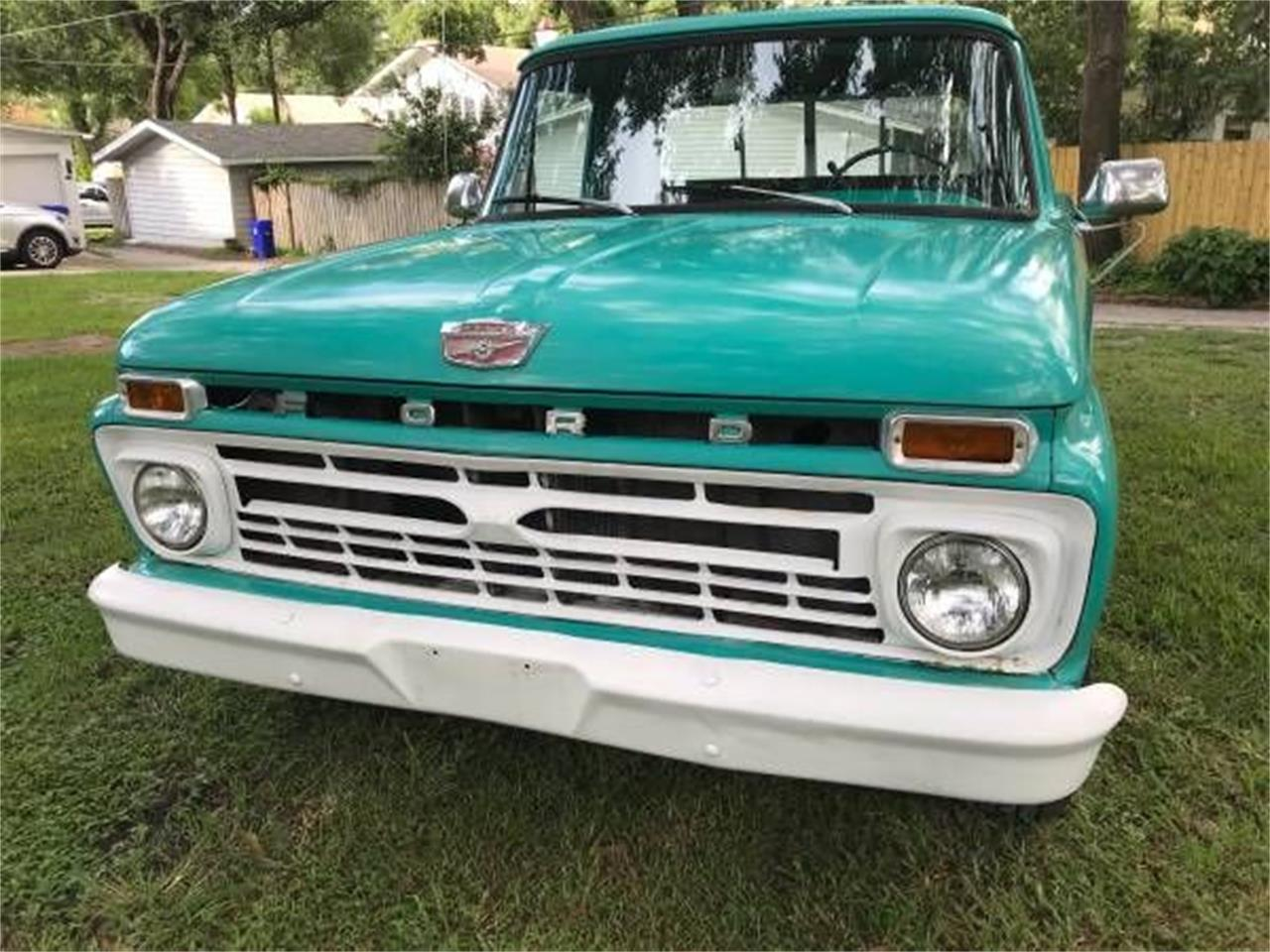 1966 Ford F100 for sale in Cadillac, MI – photo 6