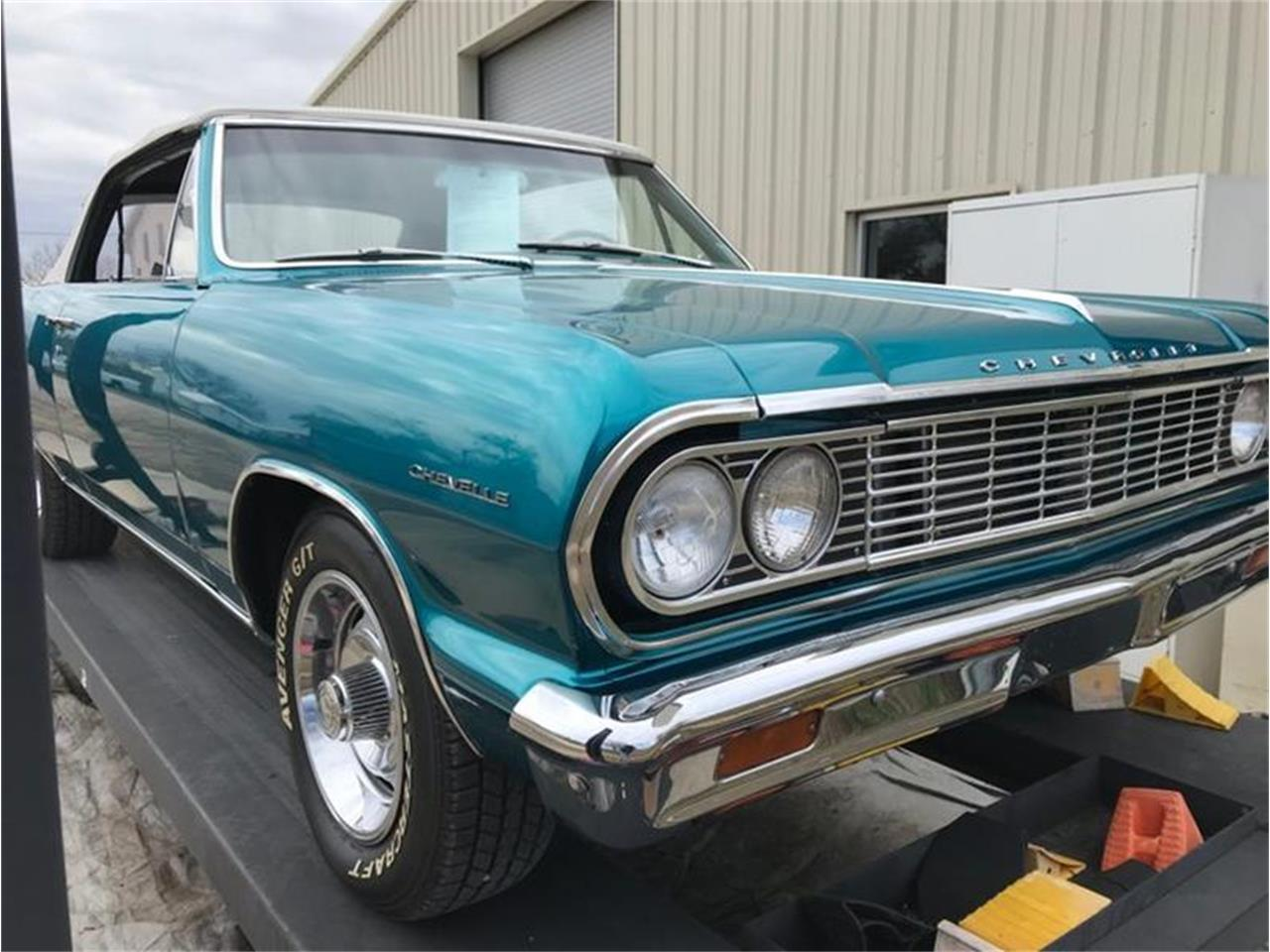 1964 Chevrolet Chevelle for sale in Fredericksburg, TX – photo 56