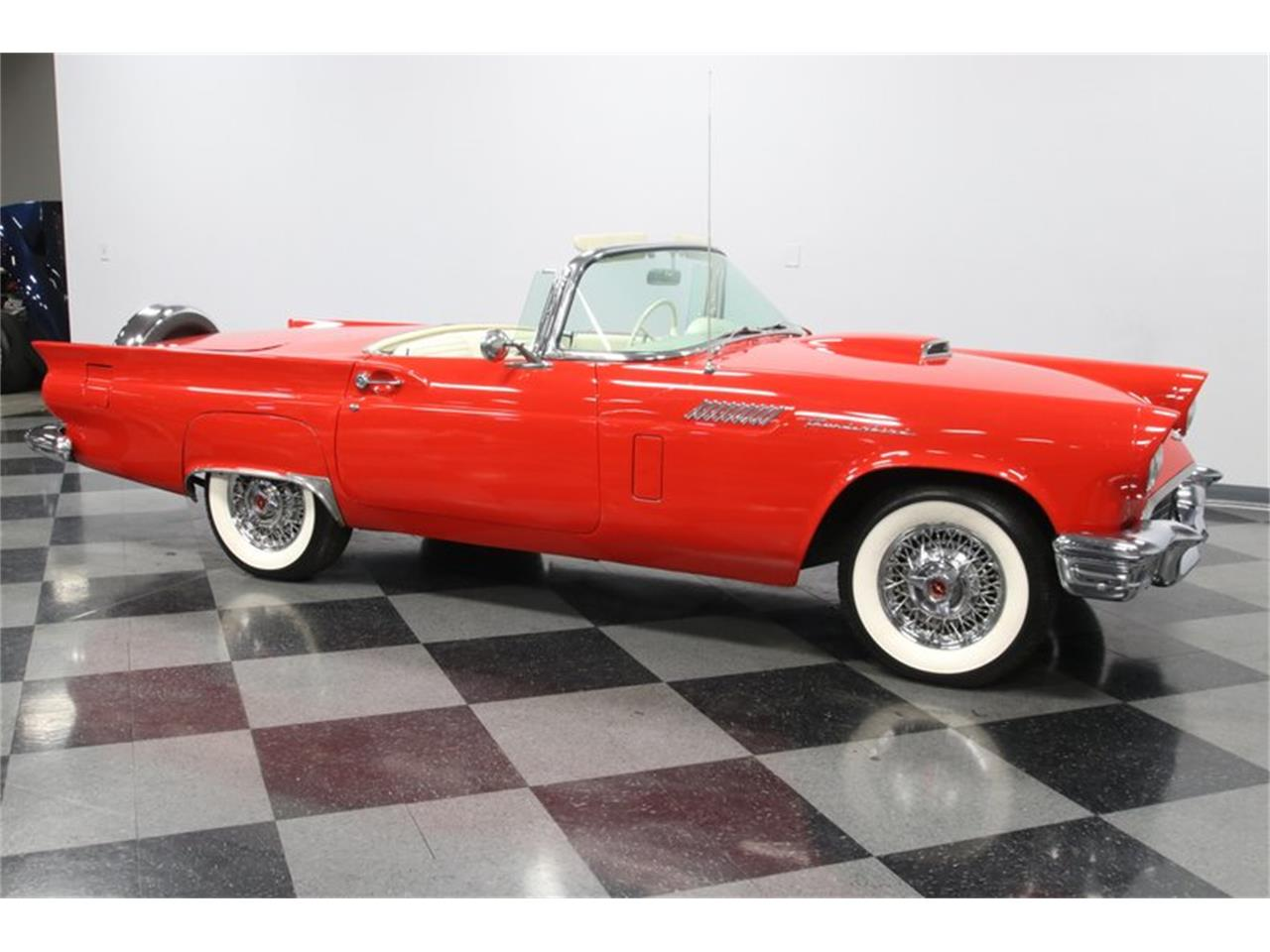 1957 Ford Thunderbird for sale in Concord, NC – photo 15