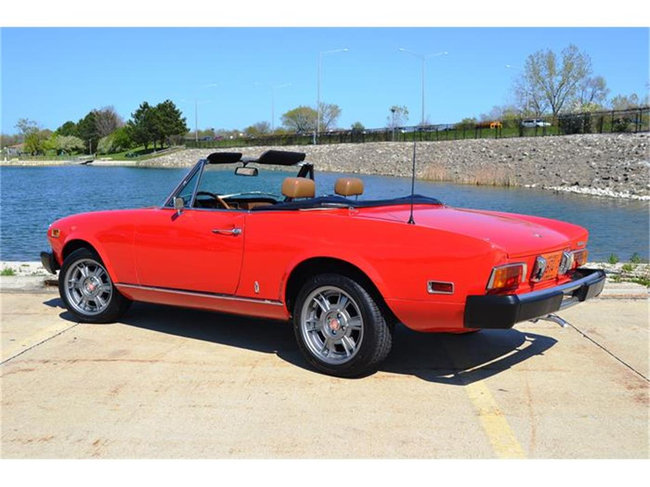 1977 Fiat 124 for sale in Barrington, IL – photo 14