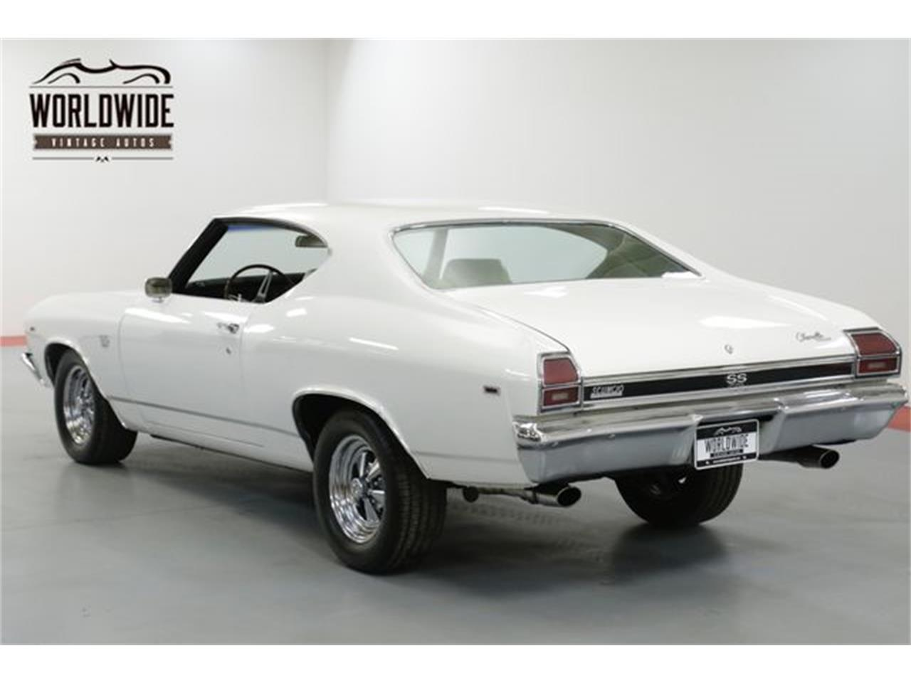 1969 Chevrolet Chevelle SS for sale in Denver , CO – photo 12