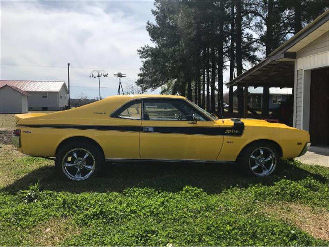 1969 AMC Javelin for sale in Cadillac, MI – photo 17