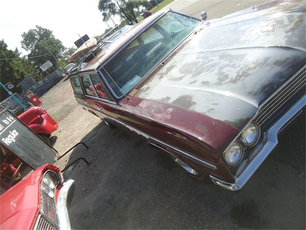 1965 sport wagon glass roof buick for sale in Jackson, MI – photo 17