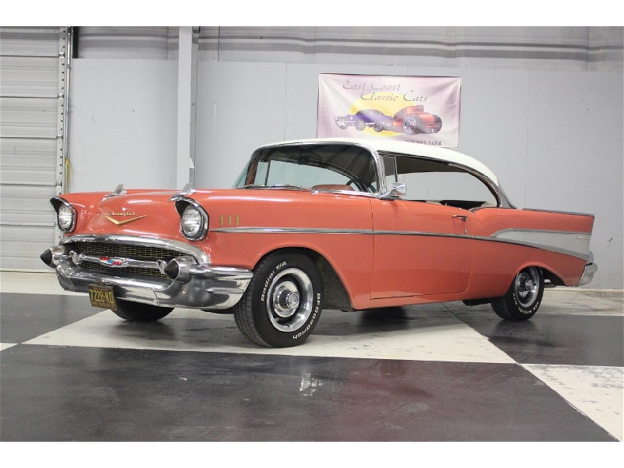 1957 Chevrolet Bel Air for sale in Lillington, NC – photo 41